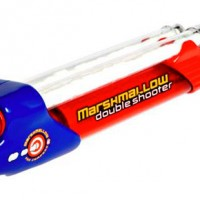 Marshmallow Double Barreled Pump Action Shooter